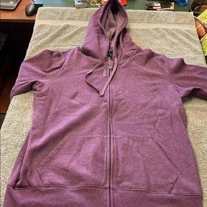 Women's XL Reebok hoodie sweatshirt